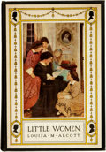 Books:Children's Books, Louisa M. Alcott. Jessie Willcox Smith, illustrator. LittleWomen. Boston: Little, Brown, and Company, 1922. . ...