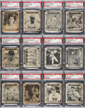 "Baseball Cards:Sets, 1948 Swell ""Baseball Thrills"" Complete Set (20) - #7 on the PSA SetRegistry. ..."