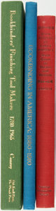 Books:Books about Books, [Bookbinding]. Group of Three Books. Various publishers anddates.... (Total: 3 Items)