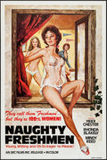 """Movie Posters:Adult, Naughty Freshmen & Others Lot (SRC Films, 1970). One Sheets (78) (27"""" X 40"""" & 27"""" X 41""""). Adult.. ... (Total: 78 Items)"""
