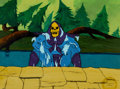 Animation Art:Production Cel, He-Man and the Masters of the Universe Skeletor ProductionCel Setup (Filmation, 1983)....