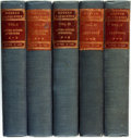 Books:Reference & Bibliography, Thomas A. Breed, editor. Modern Eloquence. Philadelphia:John D. Morris and Company, [1900].... (Total: 15 Items)