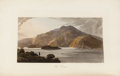Books:Color-Plate Books, [Color-Plate Books]. [Scotland]. George Fennell Robson. Sceneryof the Grampian Mountains; Illustrated by Forty-On...
