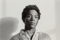 Post-War & Contemporary:Contemporary, Lee Jaffe (American, b. 1950). Untitled (Portrait Jean-MichelBasquiat), 1983. Gelatin silver. 30 x 40 inches (76.2 x 10...