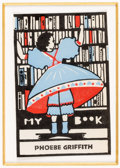 Books:Americana & American History, [Bookplates]. Twelve Children's Bookplates. [N.p., n.d.]. ...(Total: 3 Items)