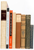 Books:Books about Books, [Books on Bookplates]. Approximately 93 books, catalogs, brochuresand pamphlets. ... (Total: 93 Items)