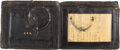 Political:Presidential Relics, John F. Kennedy: His Well-Used Leather Wallet and 1959-61 Massachusetts Driver's License....