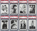 Non-Sport Cards:Lots, 1967 Leaf Star Trek Collection (48). ...