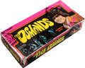"Non-Sport Cards:Unopened Packs/Display Boxes, 1973 Donruss ""The Osmonds"" Wax Box With 24 Unopened Packs. ..."