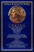 """Movie Posters:Adult, Caligula & Other Lot (Analysis Film, 1980). One Sheets (2) (27"""" X 40"""" & 27"""" X 41"""") Regular and Advance. Adult.. ... (Total: 2 Items)"""