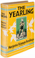 Books:Children's Books, Marjorie Kinnan Rawlings. The Yearling. New York:Scribner's, 1938. ...