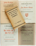 Books:Reference & Bibliography, [Bibliography]. Group of Five. Oxford: Oxford University Press,1940 - 1971. . ... (Total: 5 Items)