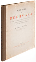 Books:World History, Percy E. Newberry. The Life of Rekhmara. Vezîr of Upper Egypt Under Thothmes III and Amenhetep II ... Westminster, 1...