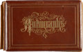 Autographs:U.S. Presidents, Nineteenth Century Autograph Album Signed by President Grant, Poetsand Other Notables. ...