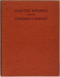 Lucy Allan Paton. LIMITED. Selected Bindings from the Gennadius Library: Thirty-Eight Plates in Colour