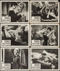 "Movie Posters:Foreign, The Truth (Kingsley International, 1961). Lobby Cards (6) (11"" X 14""). Foreign.. ... (Total: 6 Items)"