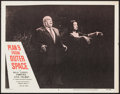 "Movie Posters:Science Fiction, Plan 9 from Outer Space (DCA, 1958). Lobby Card (11"" X 14"").Science Fiction.. ..."