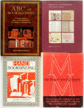 Books:Books about Books, [Book Arts]. Group of Four Titles. Various publishers and dates.... (Total: 4 Items)