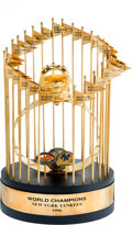 Baseball Collectibles:Others, 1996 New York Yankees World Series Championship Trophy....