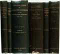Books:Reference & Bibliography, W. Carew Hazlitt. Group of Six Bibliographical Titles. London:[various publishers, various dates].... (Total: 6 Items)