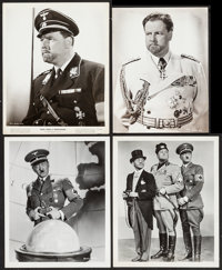 """The Devil with Hitler & Others Lot (United Artists, 1942). Photos (8) (7"""" X 9.5"""", 7.25"""" X 9.5""""..."""