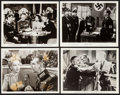 """Movie Posters:War, Hitler's Children & Others Lot (RKO, 1943). Portrait and ScenePhotos (8) (7.5"""" X 9.25"""", 8"""" X 10"""", 8"""" X 10.25""""). War.. ... (Total:8 Items)"""
