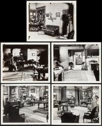 """Sherlock Holmes and the Voice of Terror & Others Lot (Universal, 1942). Set Photos (6) (8"""" X 10"""") & Se..."""