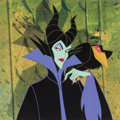 "Animation Art:Poster, Sleeping Beauty ""The Mistress of All Evil"" MaleficentLimited Edition Lithograph Print #760/7500 (Walt Dis... (Total: 3Items)"