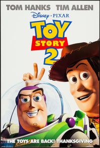 "Toy Story 2 (Buena Vista, 1999). One Sheets (12) (27"" X 40"") DS Advance. Animation. ... (Total: 12 Items)"