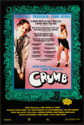 """Movie Posters:Documentary, Crumb (Sony Pictures Classics, 1995). One Sheet (26.75"""" X 41"""") SS. Documentary.. ..."""