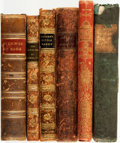 Books:Children's Books, [Children's] Group of Six Eighteenth and Nineteenth-CenturyChildren's Books. Various publishers, 1796 - 1860. . ... (Total: 6Items)
