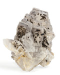 Minerals:Small Cabinet, Baryte. Peru. 3.25 x 2.71 x 1.70 inches (8.27 x 6.89 x 4.32cm). ...