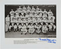 Baseball Collectibles:Photos, 1960 Baltimore Orioles Team Photograph from The Brooks RobinsonCollection. ...