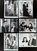 "Movie Posters:Academy Award Winners, Gone with the Wind (1980s). Restrike Negatives (6) (8"" X 10"").Academy Award Winners.. ... (Total: 6 Items)"