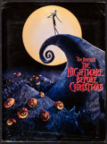 "Movie Posters:Animation, The Nightmare Before Christmas (Touchstone, 1993). Presskit (Multiple Pages, 9"" X 12""), with Photos (9) (8"" X 10""). Animatio..."