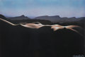 Photographs, Lucien Clergue (French, b. 1934). Nu aux les baux, 1974. Fresson print. 10-3/4 x 16 inches (27.3 x 40.6 cm). Signed in i...