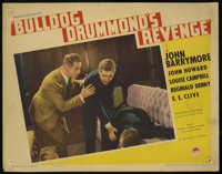 "Bulldog Drummond's Revenge (Paramount, 1937). Lobby Cards (2) (11"" X 14""). Mystery. Directed by Louis King. St..."