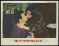 """Movie Posters:Drama, Butterfield 8 (MGM, R-1966). Lobby Cards (4) (11"""" X 14""""). Drama. Directed by Daniel Mann. Starring Elizabeth Taylor, Laurenc... (Total: 4 Items)"""