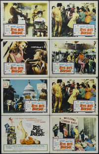 "Bye, Bye Birdie (Columbia, 1963). Lobby Card Set of 8 (11"" X 14""). Musical Comedy. Directed by George Sidney..."