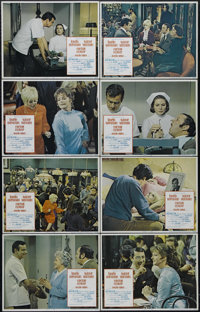"Cactus Flower (Columbia, 1969). Lobby Card Set of 8 (11"" X 14""). Comedy. Directed by Gene Saks. Starring Ingri..."