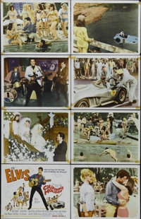 """California Holiday (MGM, 1966). International Lobby Card Set of 8 (11"""" X 14""""). Musical. Directed by Norman Tau..."""