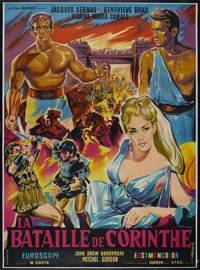 """The Centurion (Producers International, 1962). French Grande (47"""" X 63""""). Romantic Adventure. Directed by Mari..."""