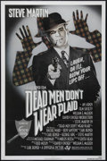 """Movie Posters:Comedy, Dead Men Don't Wear Plaid (Universal, 1982). One Sheet (27"""" X 41""""). Comedy. Directed by Carl Reiner. Starring Steve Martin, ..."""