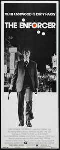 "Movie Posters:Action, The Enforcer (Warner Brothers, 1977). Insert (14"" X 36""). Action.Directed by James Fargo. Starring Clint Eastwood, Harry Gu..."