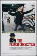 "Movie Posters:Film Noir, The French Connection (20th Century Fox, 1971). One Sheet (27"" X 41""). Crime Thriller. Directed by William Friedkin. Starrin..."