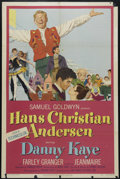 """Movie Posters:Musical, Hans Christian Andersen (RKO, 1952). One Sheet (27"""" X 41""""). Musical Biography. Directed by Charles Vidor. Starring Danny Kay..."""