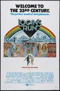 """Movie Posters:Science Fiction, Logan's Run (MGM, 1976). One Sheet (27"""" X 41""""). Science Fiction. Directed by Michael Anderson. Starring Michael York, Richar..."""
