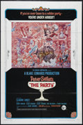 """Movie Posters:Comedy, The Party (United Artists, 1968). One Sheet (27"""" X 41""""). Style B. Comedy. Directed by Blake Edwards. Starring Peter Sellers,..."""