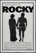 "Movie Posters:Sports, Rocky (United Artists, 1977). One Sheet (27"" X 41""). Sports Drama. Directed by John G. Avildsen. Starring Sylvester Stallone..."