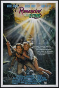 """Movie Posters:Comedy, Romancing the Stone (20th Century Fox, 1984). One Sheet (27"""" X 41""""). Romantic Adventure. Directed by Robert Zemeckis. Starri..."""